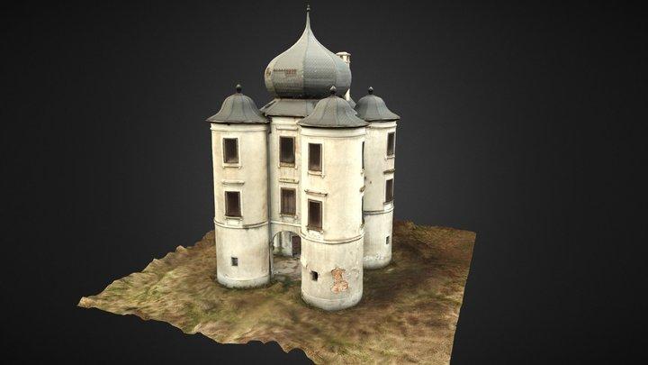 Belweder w Sławięcicach 3D Model