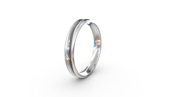 Comfort Ring 3D Model