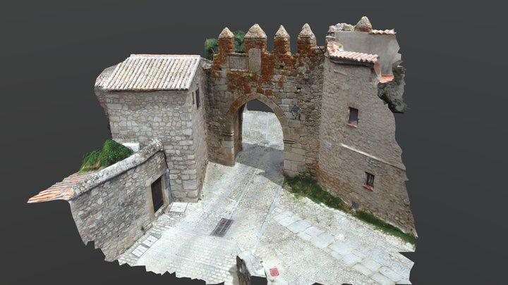 Puerta de San Andrés de Trujillo 3D Model