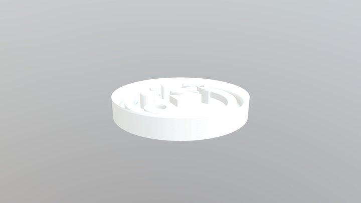 Handle Swatch 3D Model