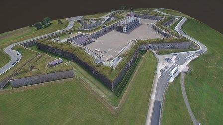Fort George (Citadel Hill) 3D Model
