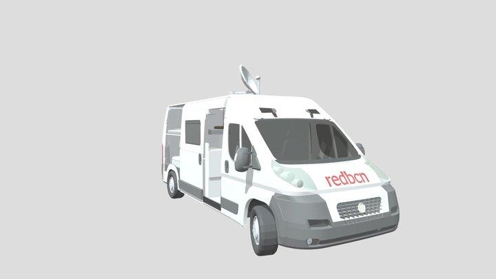 furgo 3D Model