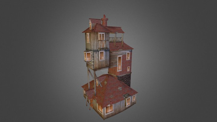 The Burrow 3D Model