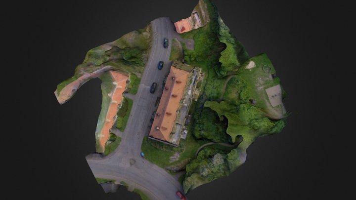 Dalheimsgatan 3D Model