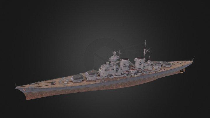 Ludendorff 3D Model