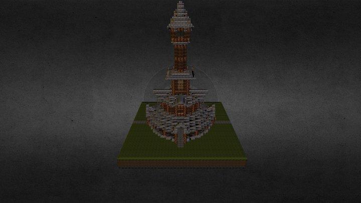 Tour 3D Model
