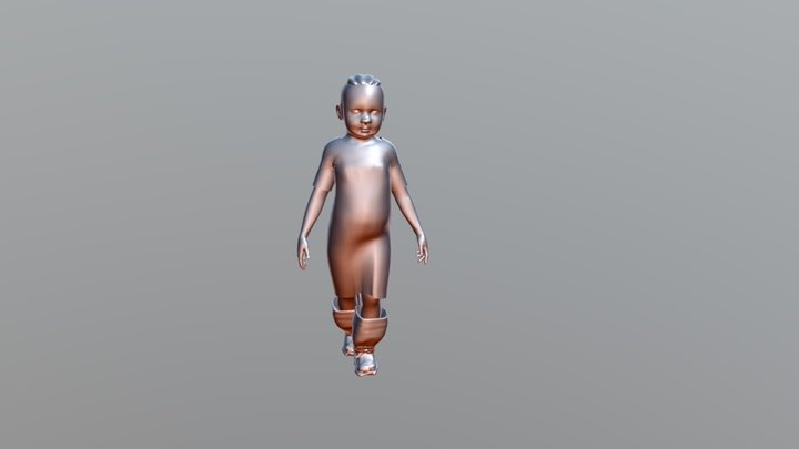Bimba 3D Model