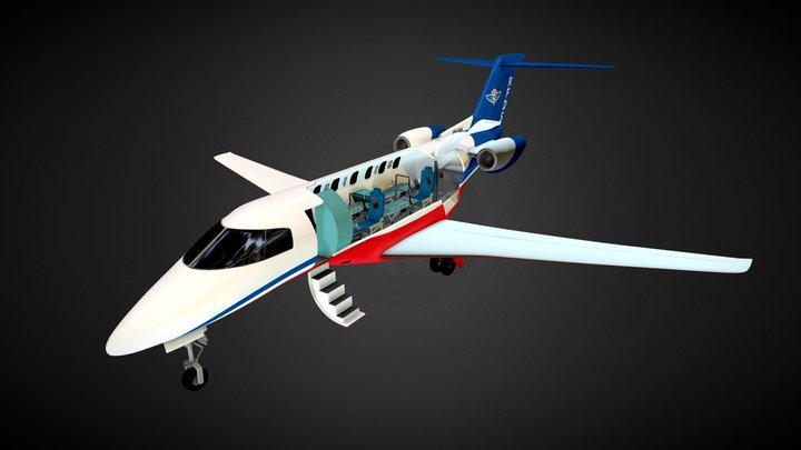 Pilatus-pc-24 3D Model