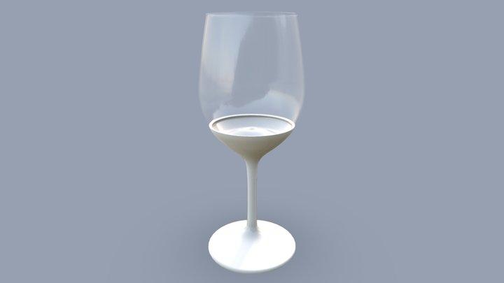 Glass B 3D Model