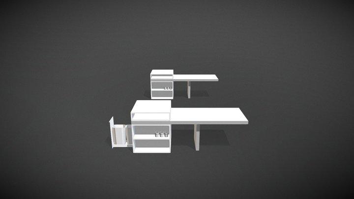 ilot 3D Model