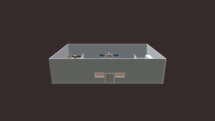 First Floor 2 3D Model