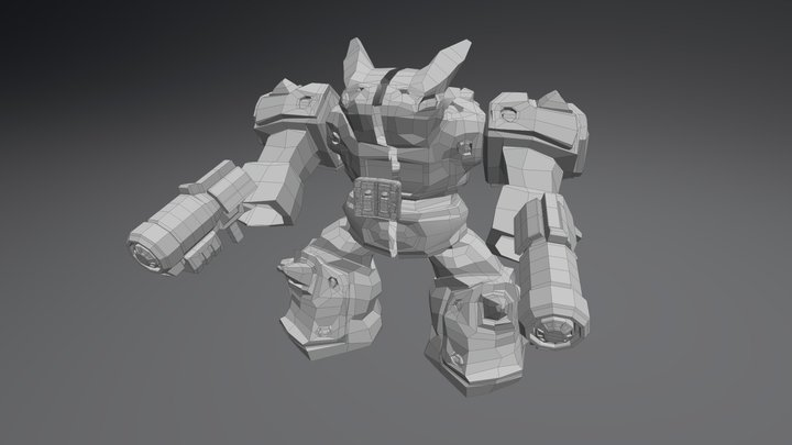 TEST Clean 3D Model