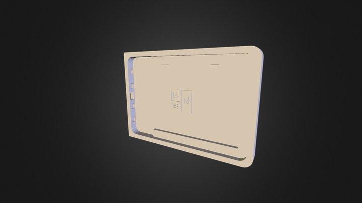 Chronex 3D Model