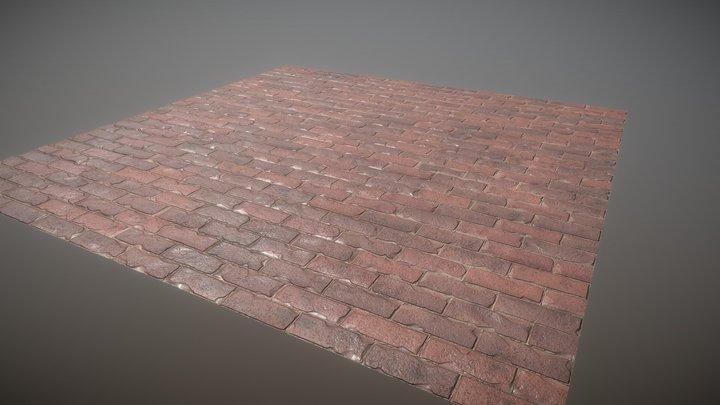 Bricks - Simple 3D Model