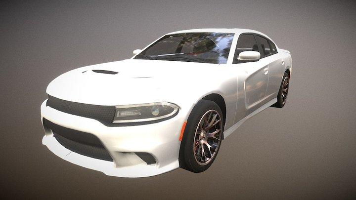 Unlock Muscle car #03 2016 3D Model