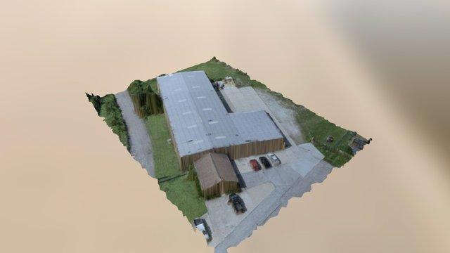 Roof1 3D Model