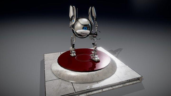 Atlas 3D Model