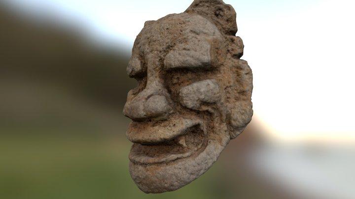 Maya Figurine 3D Model