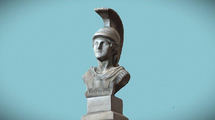 Alexander the great - Photogrammetry Scan 3D Model