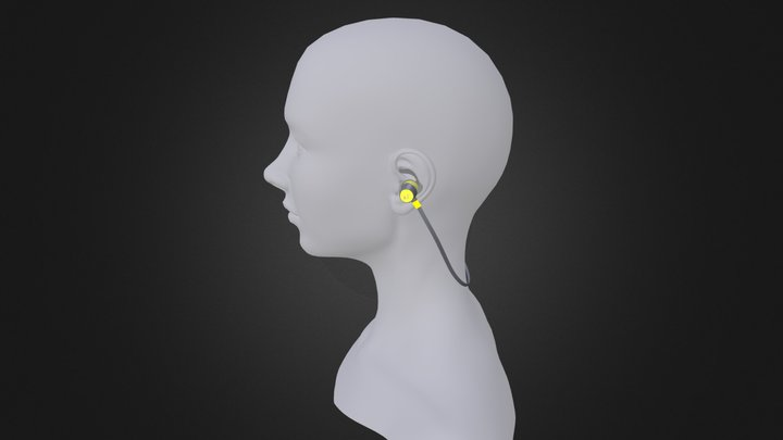 KitSound Outrun 3D Model