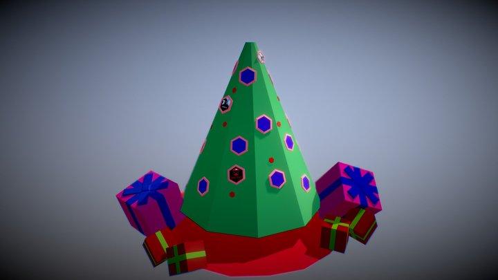 Xmas- Tree 3D Model