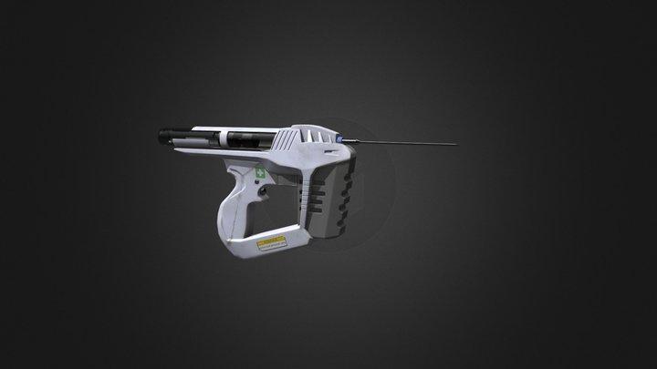 MedGun 3D Model