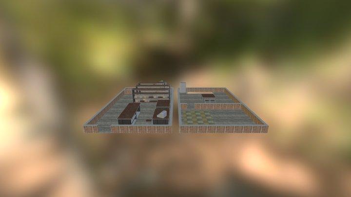 warsztat v1 3D Model