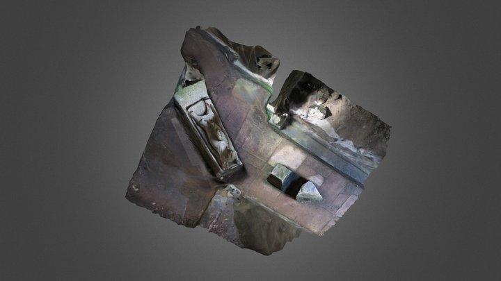 Mitra-1 K F 4 K T (2) 3D Model