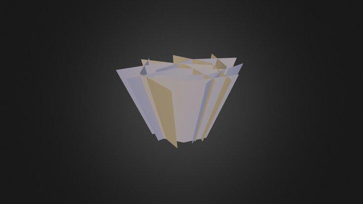 草 3D Model