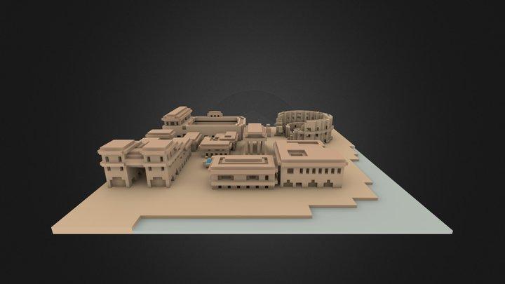 Biome 3D Model