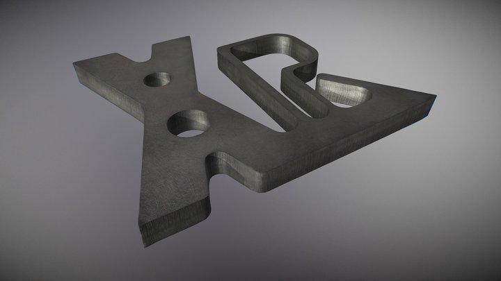 XPR300 - Amostra de corte em aço-carbono (PT)