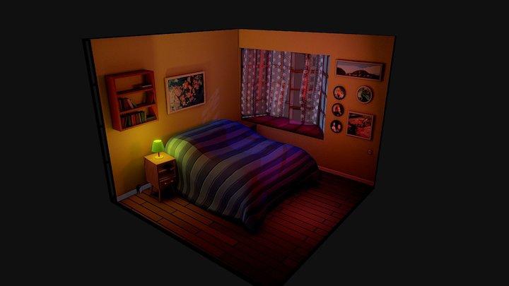 Bedroom Improvements 3D Model