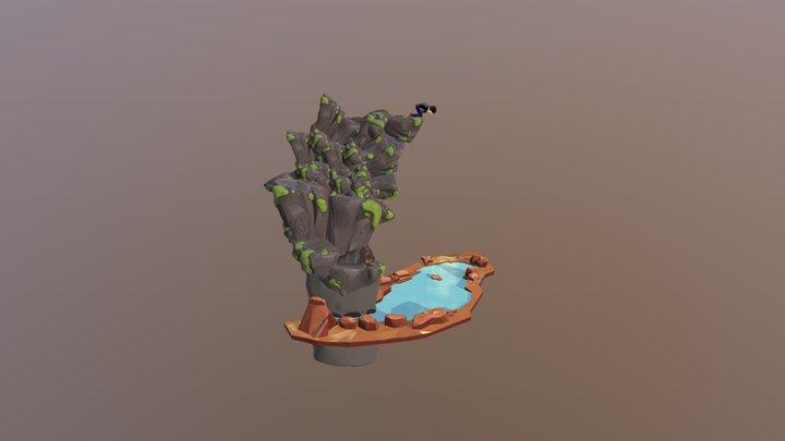 The Risk 3D Model