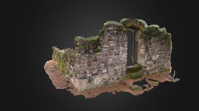 Capilla Franciscana/Franciscan Chapel 3D Model