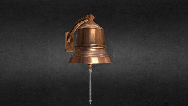 Bell PBR 3D Model