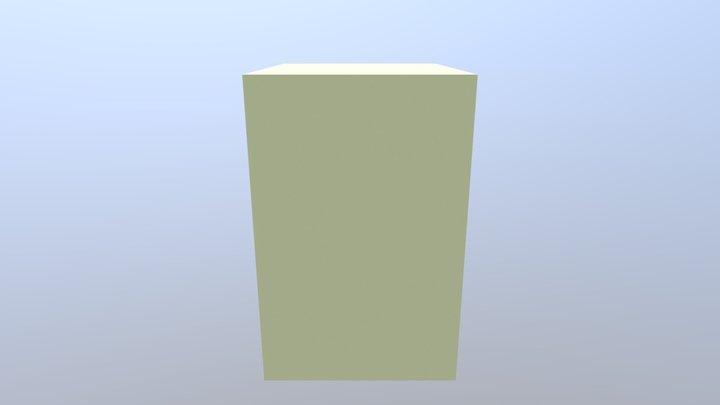 mueble nº3 3D Model