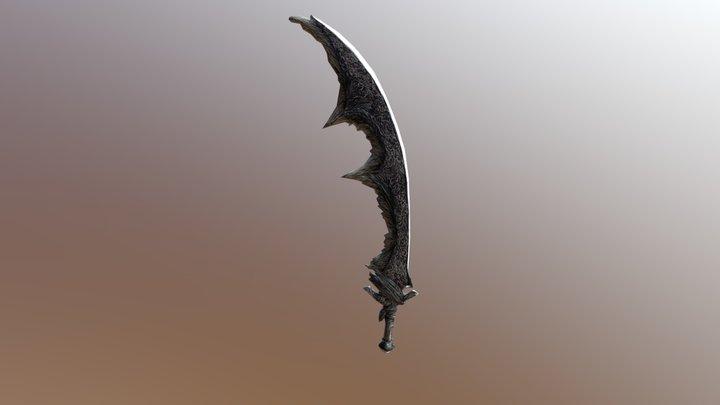 Darksouls SW 3D Model