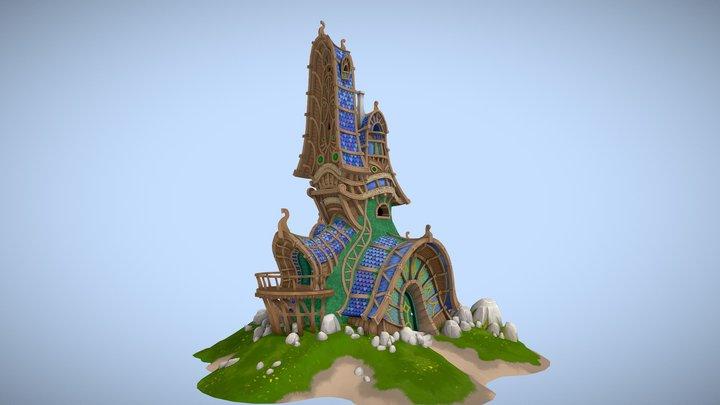 ElfHome 3D Model