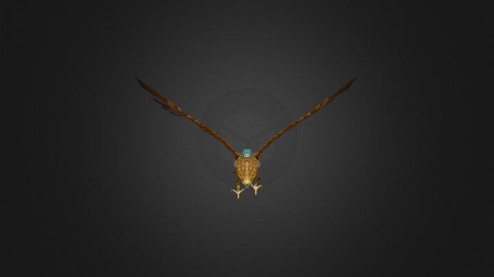 Giant Eagle 3D Model