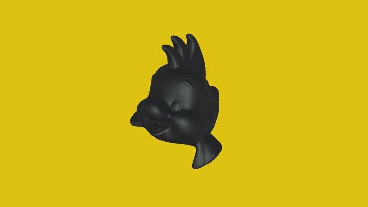 3D Model: Fish (Toys Edition) 3D Model