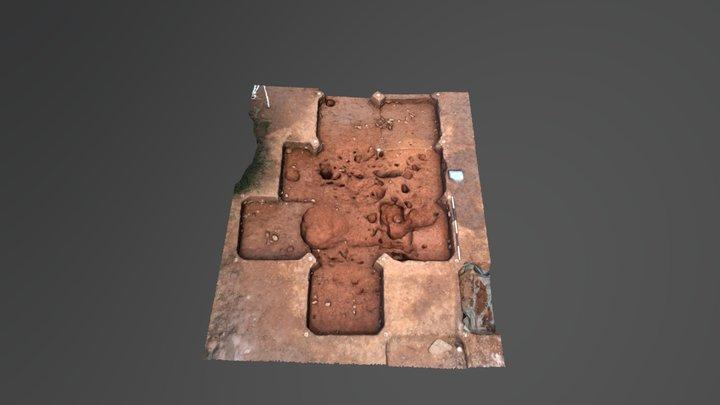 James Madison Era Grove of Trees 2 3D Model
