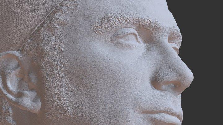 Mojitohead 3D Model