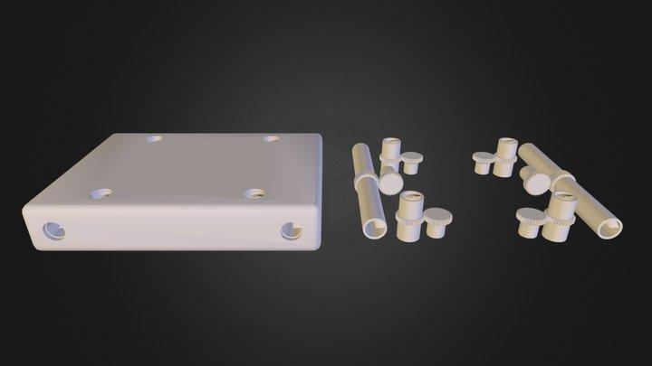 BodyConc.obj 3D Model