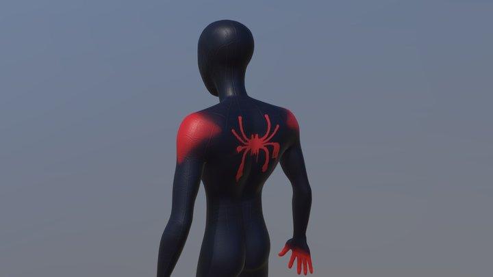 sipderman 3D Model