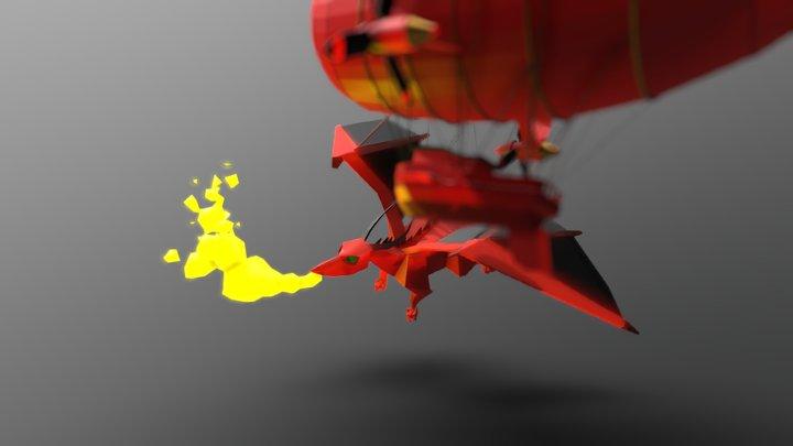 3December2020 - Day 16 - Fantasy 3D Model