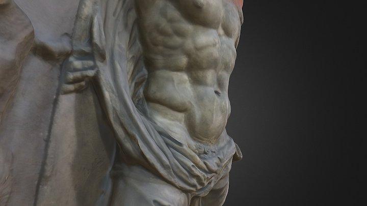 статуя 3D Model