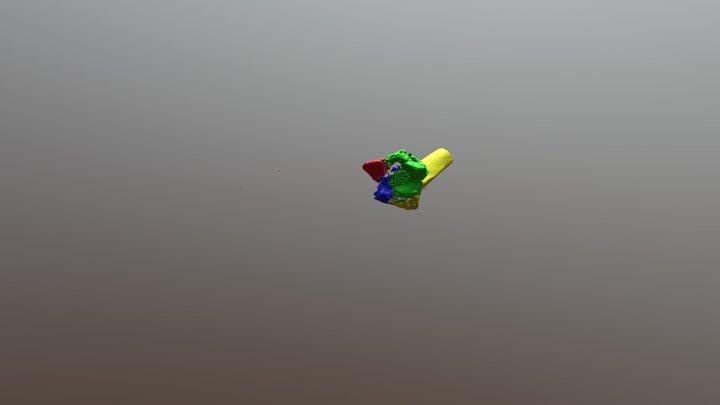 8th april 3D Model