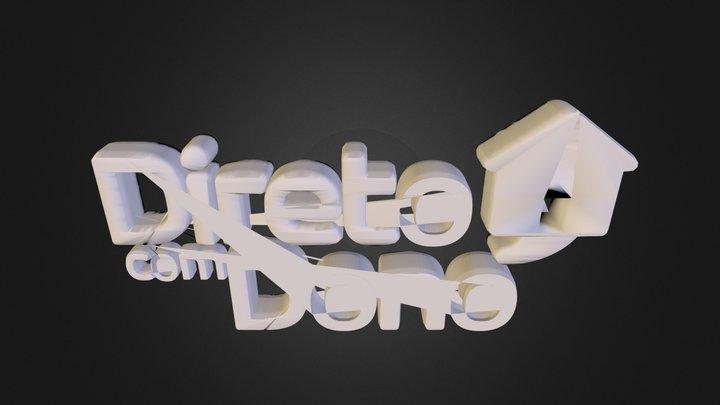 teste6.obj 3D Model