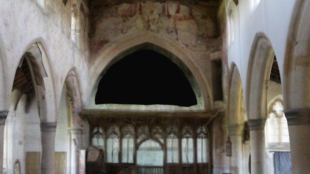 St. Andrews Church, Pickworth 3D Model