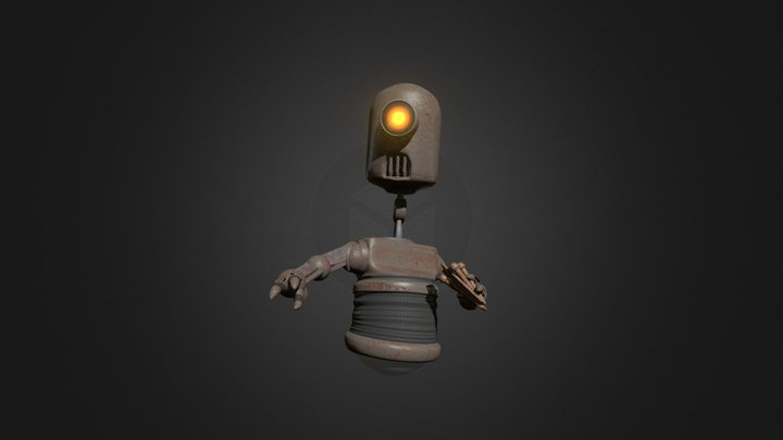Rustworker (Outdated) 3D Model